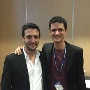 Sylvain Mallet et David Jay