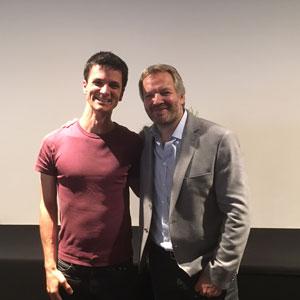 Avec David Le François