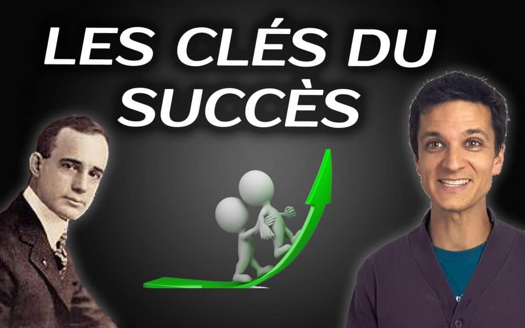 «Les clés du succès» de Napoléon Hill (livre résumé)
