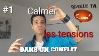 Sylvain Mallet - Calmer les tensions dans un conflit - ReveilleTaCom #1