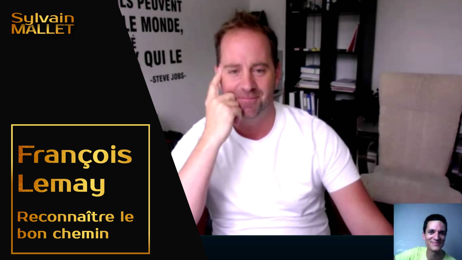 Comment avoir confiance en ce qu'on fait ? – Interview François Lemay
